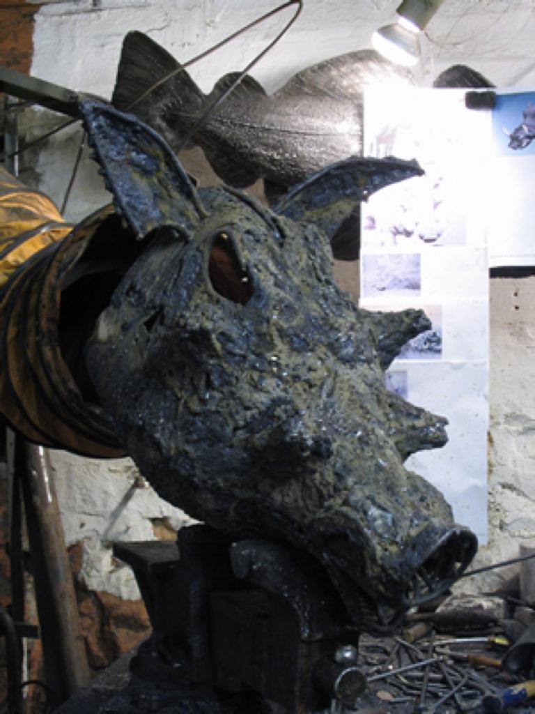 Warthog for Mandy Knight.