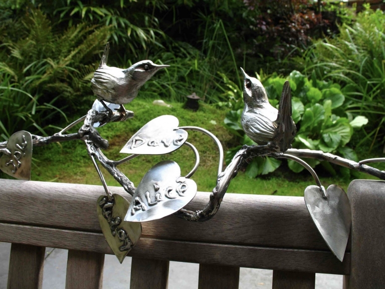 Wrens for Prof Alice Roberts.
