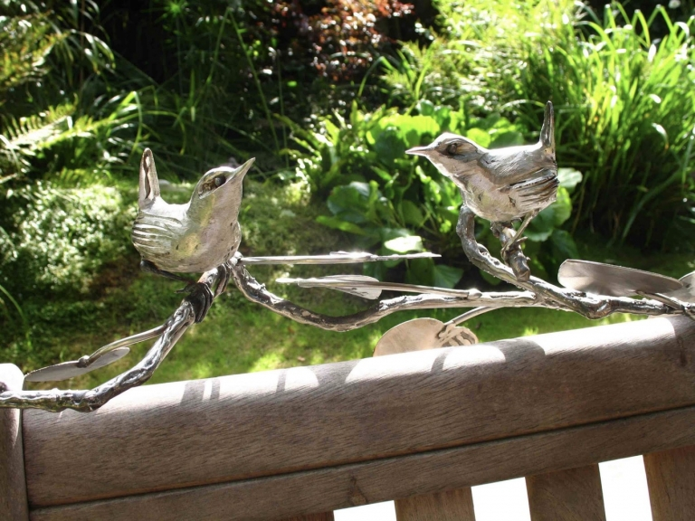 Wrens for Prof Alice Roberts